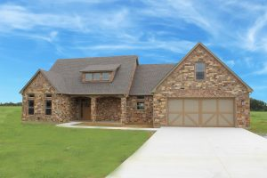 Custom Homes By Charter Homes In Kingston, OK