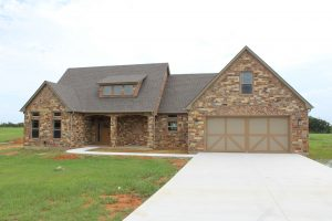Custom Homes In Charter Estates
