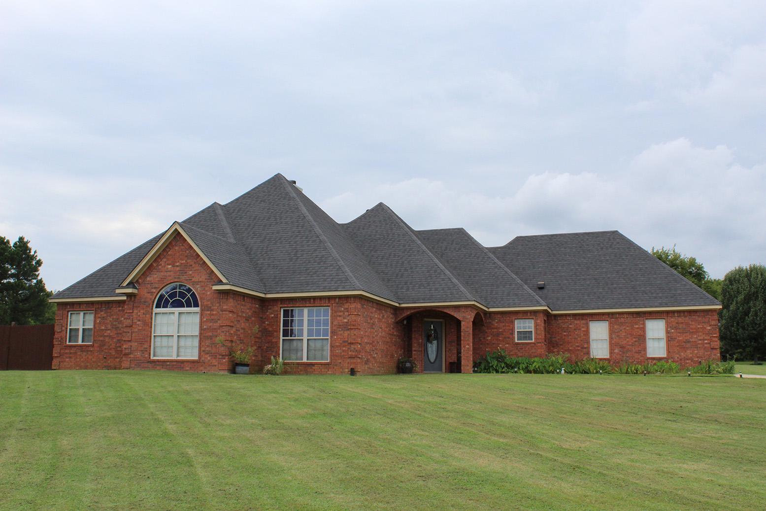Oak Ridge Addition Custom Home