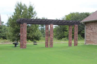 Pergola Built In Kingston Ok