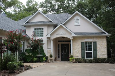 One Of Charter Homes Custom Homes At Lake Texoma Oak Ridge Addition