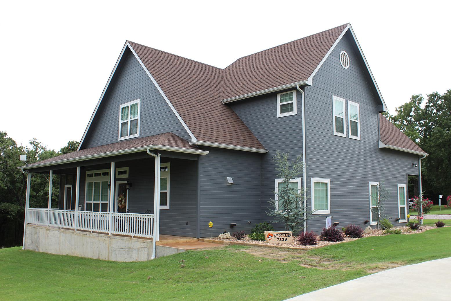 Kingston OK Custom Home By Charter Homes